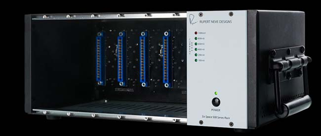 Rupert Neve Designs/R6 Six Space 500 Series Rack【定番】【在庫あり】