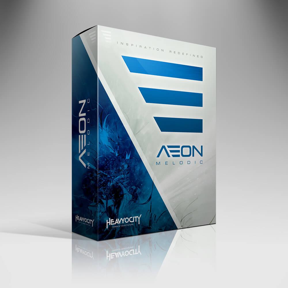 HEAVYOCITY/AEON MELODIC【オンライン納品】【在庫あり】