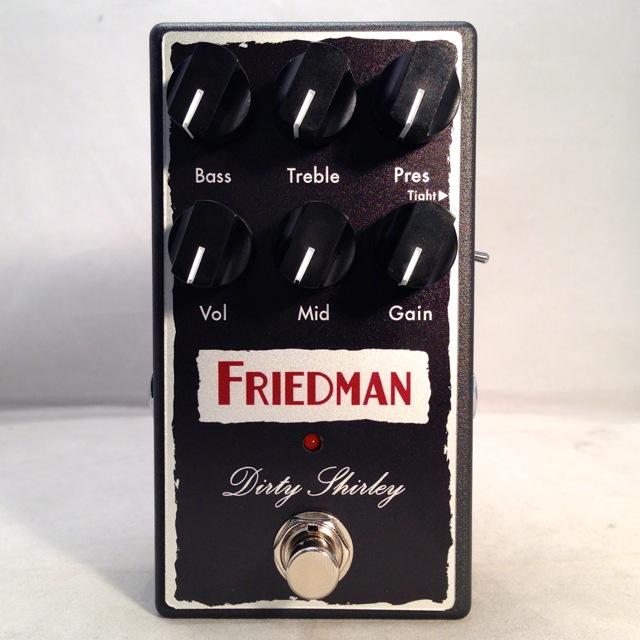 Friedman/DIRTY SHIRLEY【在庫あり】
