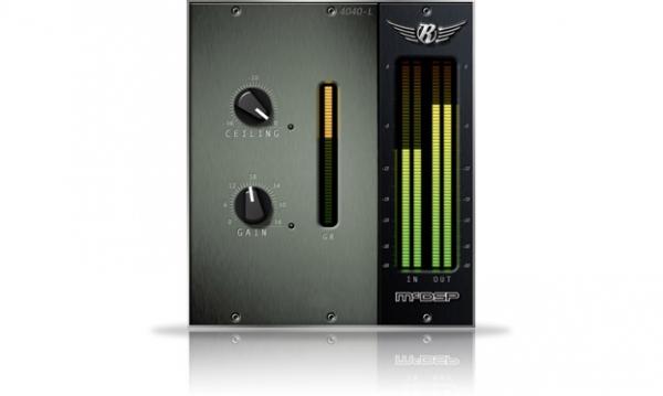 McDSP/4040 Retro Limiter HD v6【オンライン納品】【在庫あり】