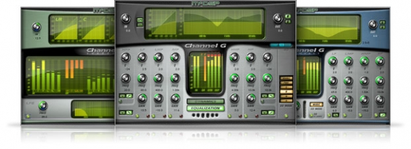 McDSP/Channel G Native v6【オンライン納品】