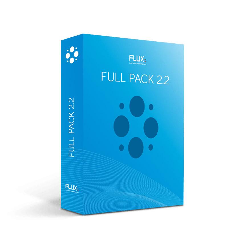 Flux/Full Pack 2.2【オンライン納品】