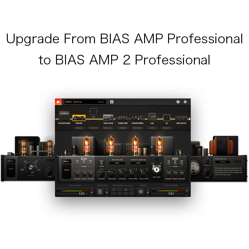 安い Positive grid/Upgrade From BIAS AMP Professional to BIAS Professional BIAS BIAS AMP 2 Professional【オンライン納品】【在庫あり】, いまばりタオルブティック:1f2f0c4e --- canoncity.azurewebsites.net