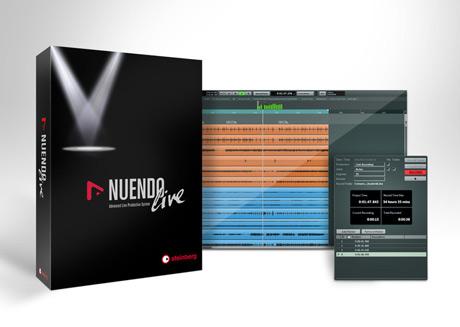 Steinberg/Nuendo Live