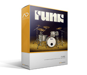 xln audio/Addictive Drums 2 Funk ADpak