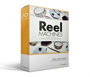 xln audio/Addictive Drums 2 Reel Machines ADpak