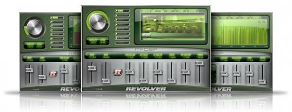 スタジオ定番名機のIRを網羅した、コンボルーション・リバーブ・バンク。  McDSP/Revolver Native v6【オンライン納品】【在庫あり】