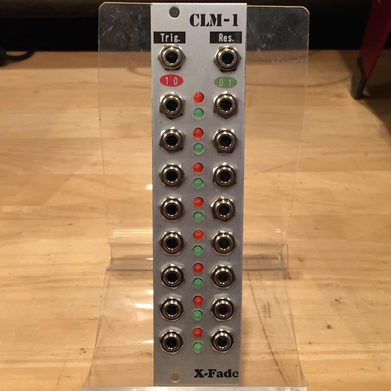 X-Fade Modular/CLM-1【World X-Fade Trade Gear】【在庫あり Trade】, ビゼンシ:81c7db88 --- nem-okna62.ru
