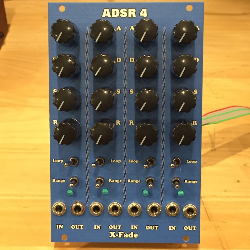 X-Fade Modular/ADSR 4【World Trade Gear】【在庫あり】