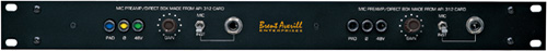 BAE Audio 312A 2ch Mic Preamp/DI