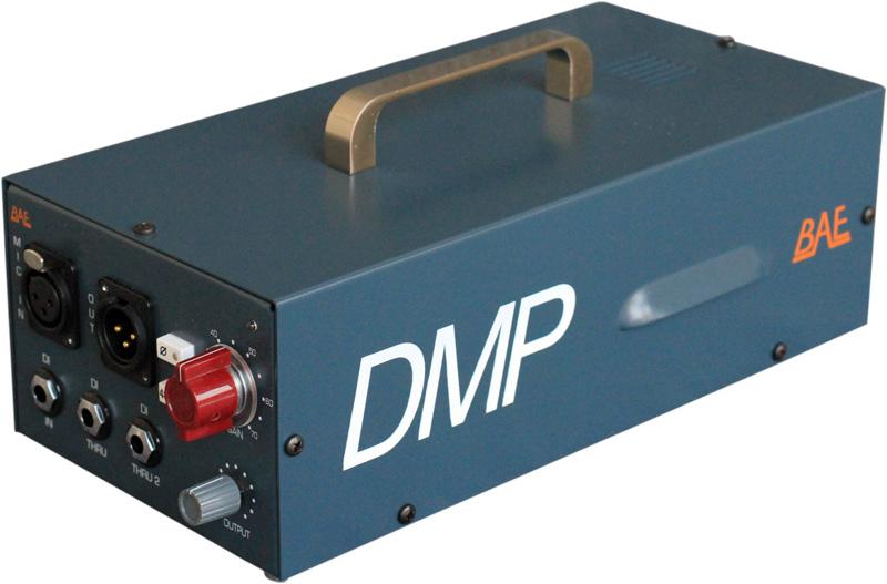 BAE Audio/DMP