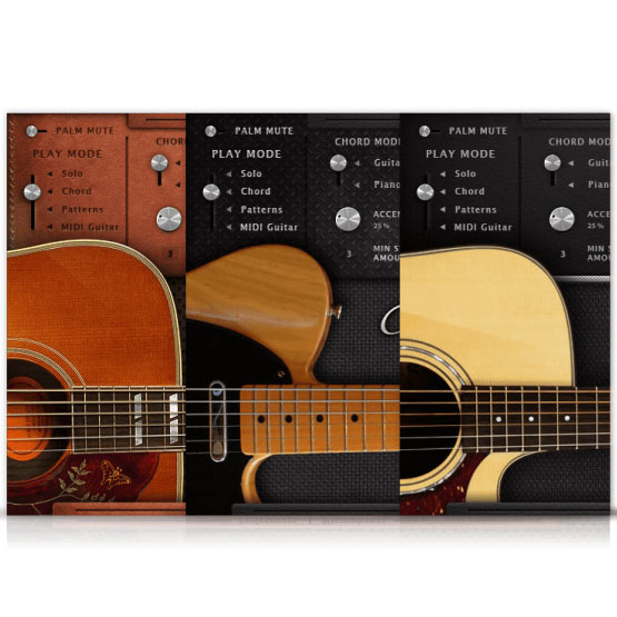 acoustic samples/AS Guitar Collection【オンライン納品】【FOMIS】