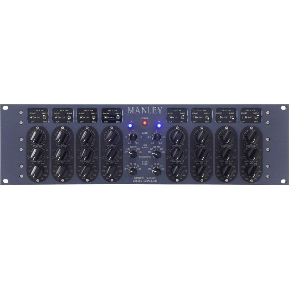 MANLEY/Massive Passive Stereo Tube EQ Mastering Version【受注生産品】