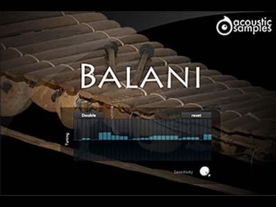 acoustic samples/Balani【オンライン納品】【FOMIS】