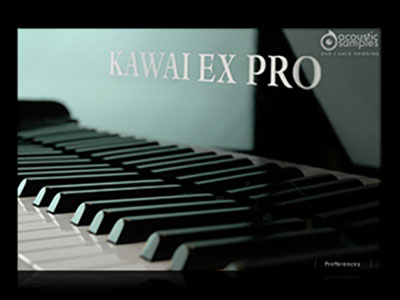 acoustic samples/Kawai-EX Pro【オンライン納品】【FOMIS】