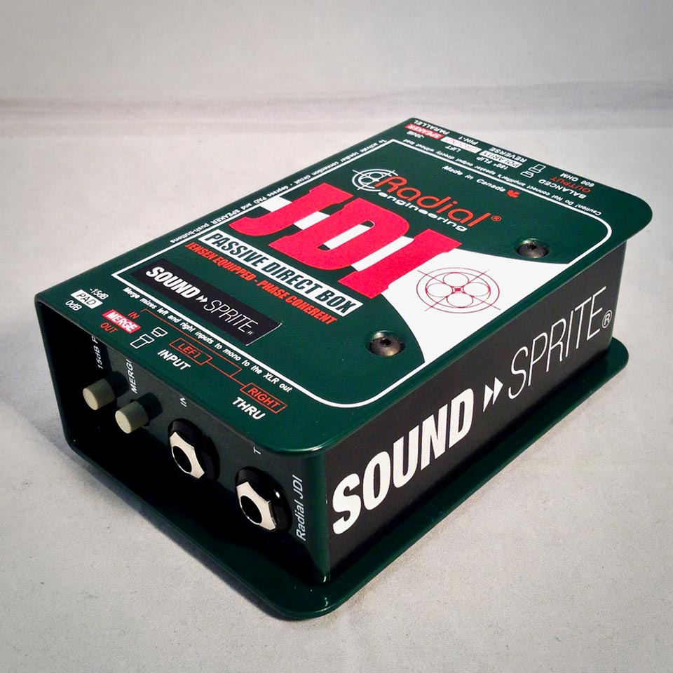 SOUND SOUND SPRITE/JDI