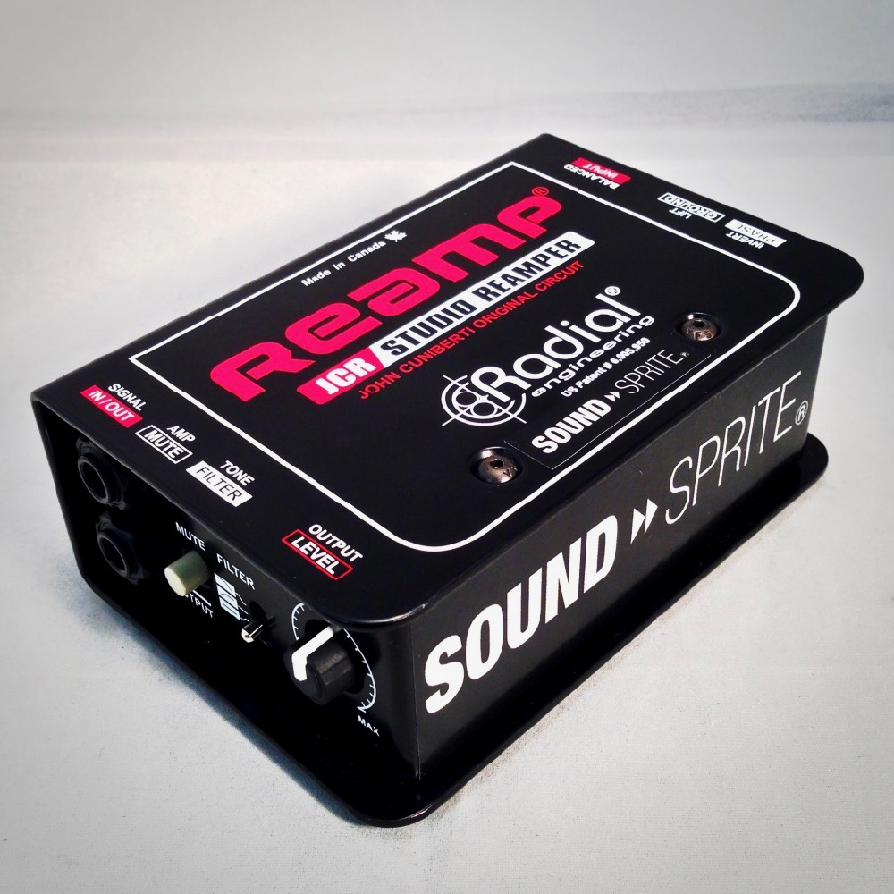 SOUND SPRITE/Reamp JCR