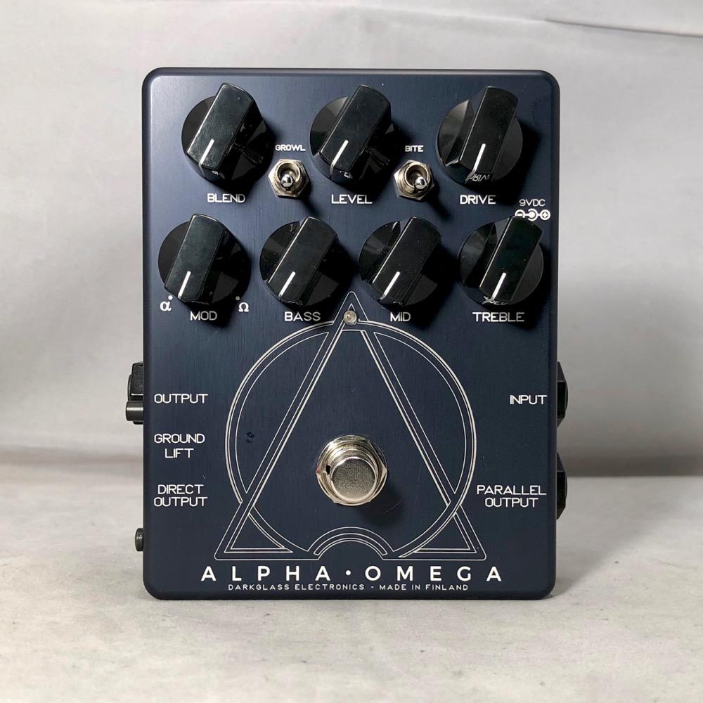 Darkglass Electronics/ALPHA・OMEGA【在庫あり】