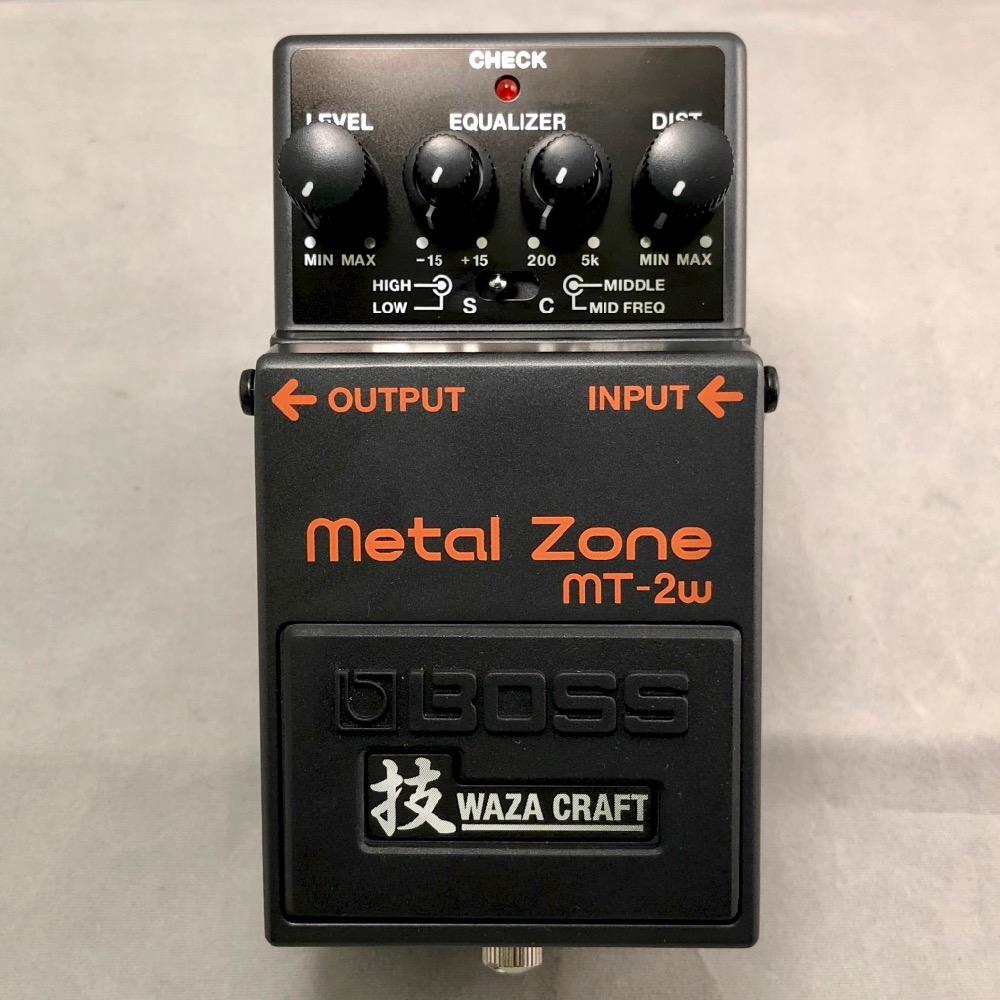 BOSS/MT-2W Metal Zone【在庫あり】