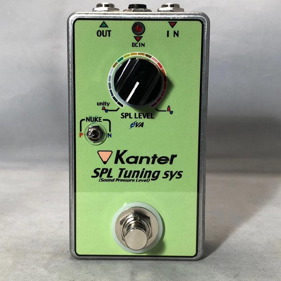 EVA/Kanter-2 SPL(Sound Pressure Level) Tuning sys 【在庫あり】