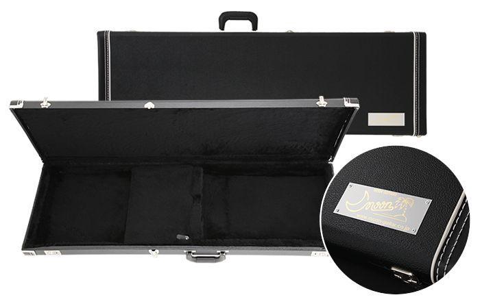 MOON/Bass Hard Case (ベース用ハードケース)【お取り寄せ商品】