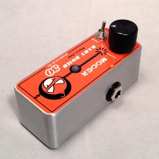MOOER/BABY BOMB 30 micro power amp【在庫あり】【数量限定!フットスイッチハットプレゼント!】