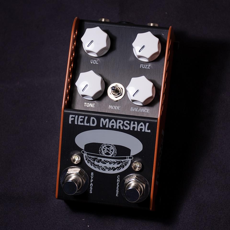 Thorpy FX/FIELD MARSHAL Fuzz【数量限定!フットスイッチハットプレゼント!】