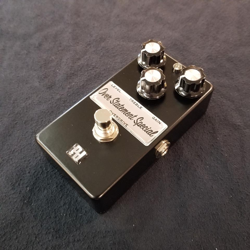 Pedal diggers/Over Statement Special【在庫あり】【数量限定!フットスイッチハットプレゼント!】