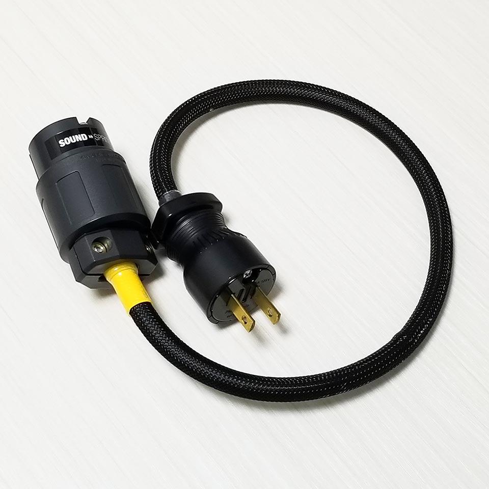 SOUND SPRITE/Corona Conversion+ 2P-3P【電源ケーブル】【在庫あり】【デモ機展示中】