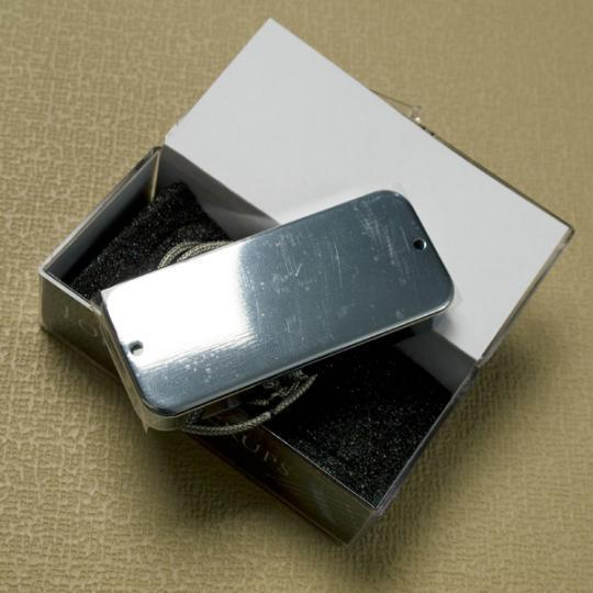 LOLLAR PICKUPS/Thunderbird Bass Pickups (Chrome /Neck)【送料無料】【お取り寄せ商品】