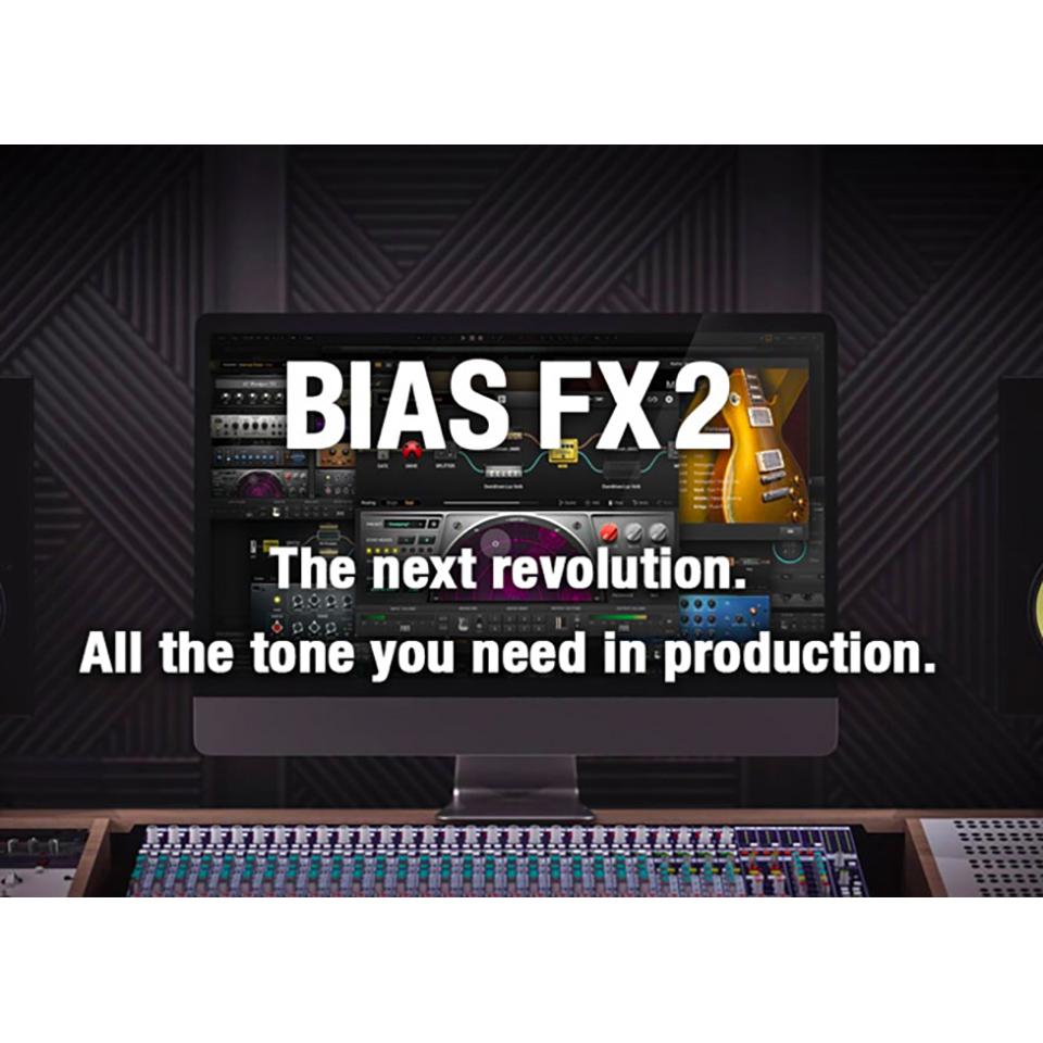 Positive Grid/BIAS FX 2.0 Elite【~3/31 期間限定特価キャンペーン】【オンライン納品】【在庫あり】