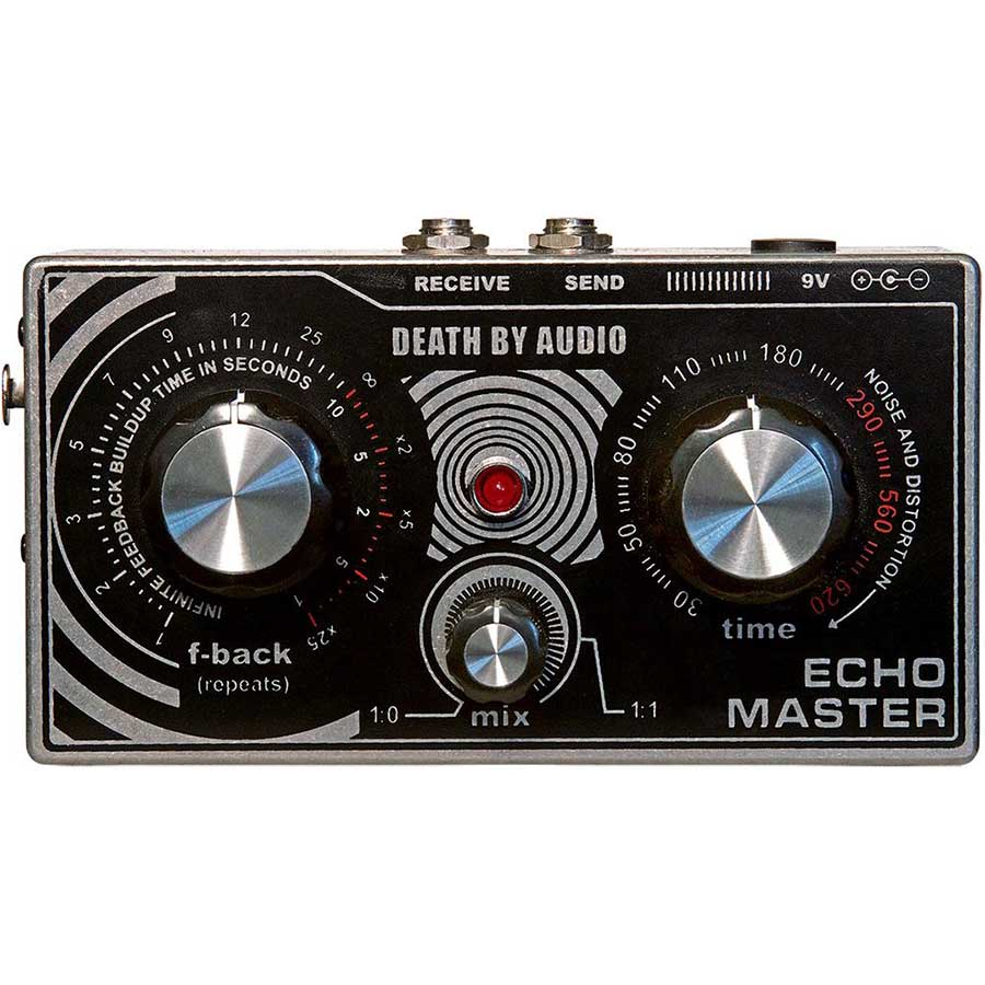 Death by Audio/ECHO MASTER