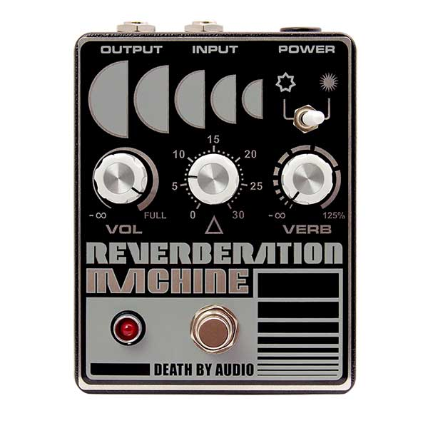 Death by Audio/REVERBERATION MACHINE