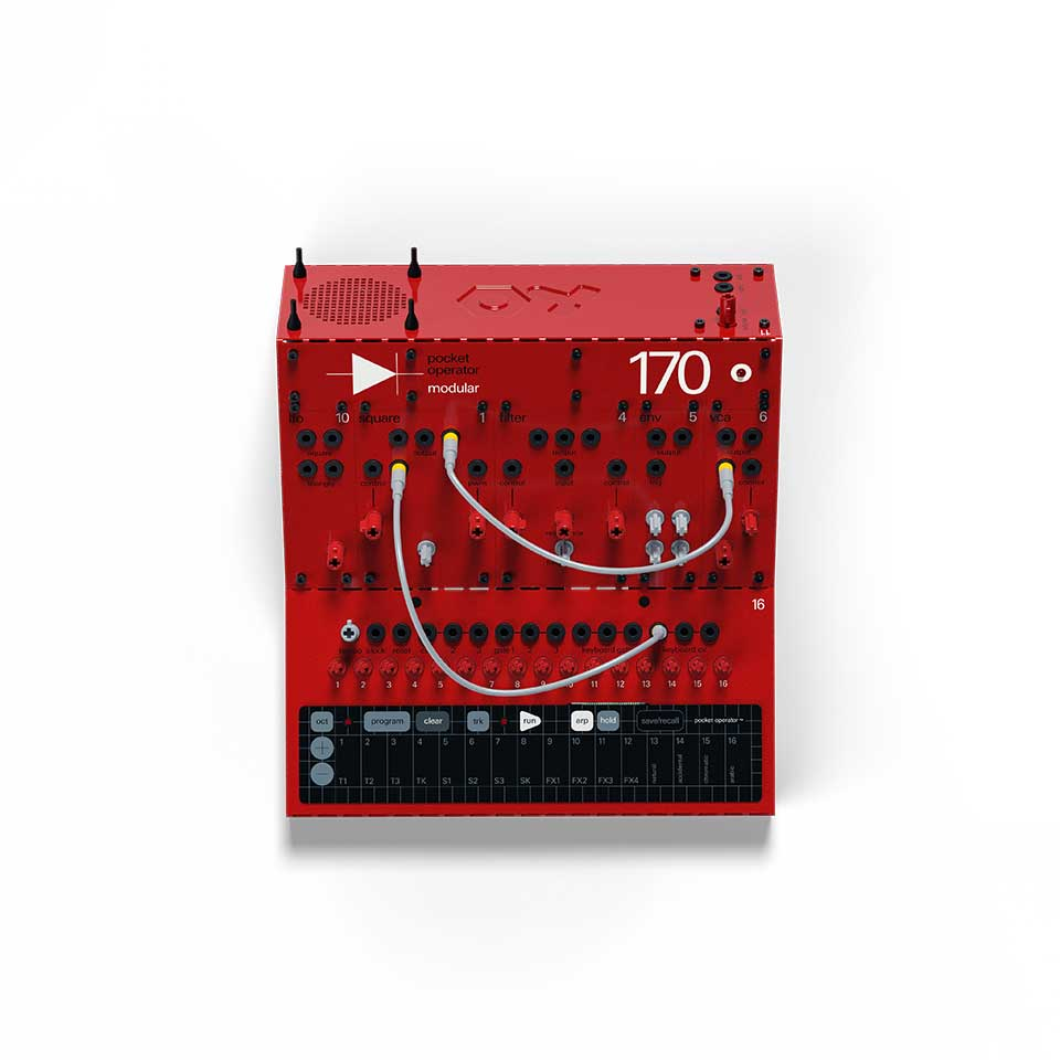 Teenage Engineering/PO modular 170【在庫あり】