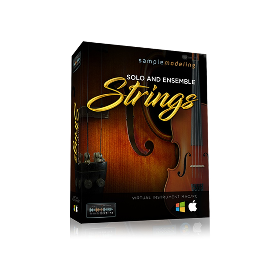 Sample Modeling/Solo & Ensemble Strings【オンライン納品】