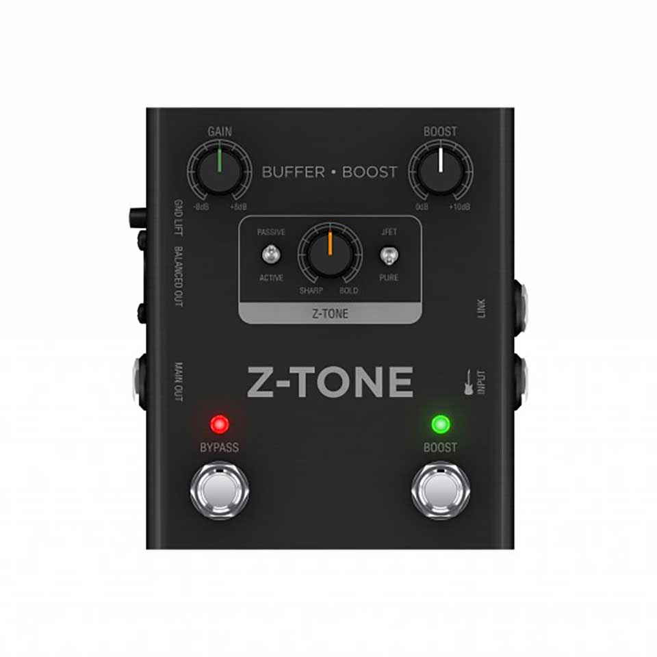 IK Multimedia/Z-TONE Buffer Boost【在庫あり】