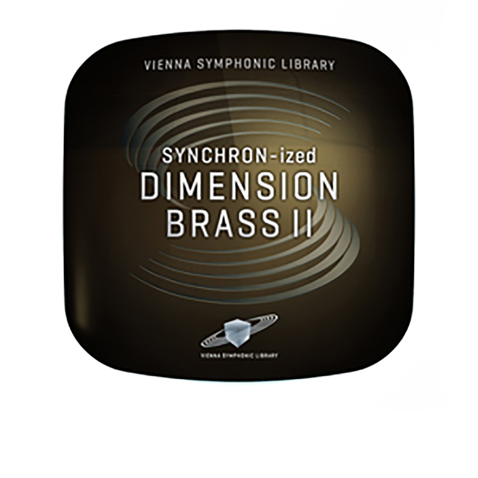 Vienna Symphonic Library/SYNCHRON-IZED DIMENSION BRASS 2