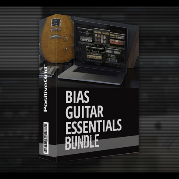 Positive Grid/BIAS Guitar Essentials【オンライン納品】