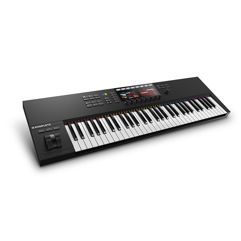 Native Instruments/KOMPLETE KONTROL S61 MK2【在庫あり】