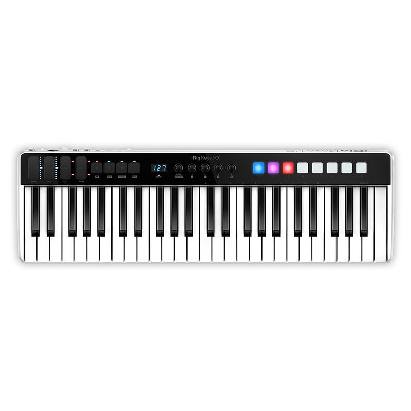IK Multimedia/iRig Keys I/O 49【箱ダメージ特価】【在庫あり】