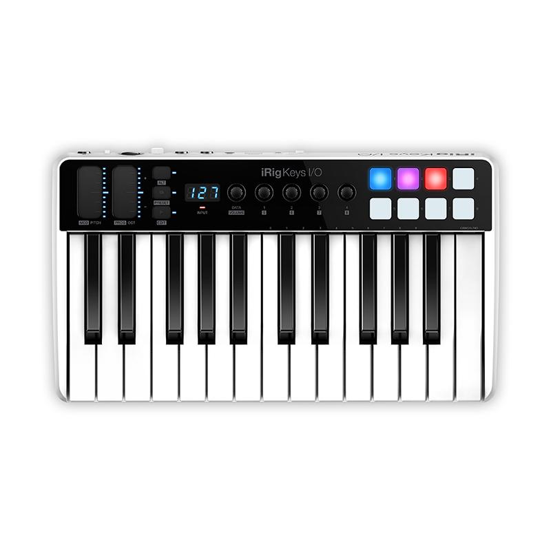 IK Multimedia/iRig Keys I/O 25【箱ダメージ特価】【在庫あり】