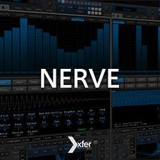 XFER RECORDS/NERVE【オンライン納品】【在庫あり】