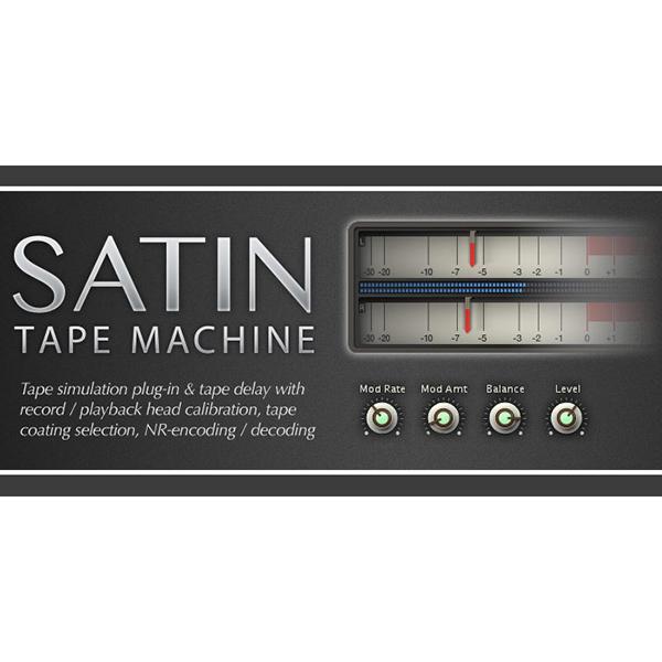 u-he/SATIN【オンライン納品】