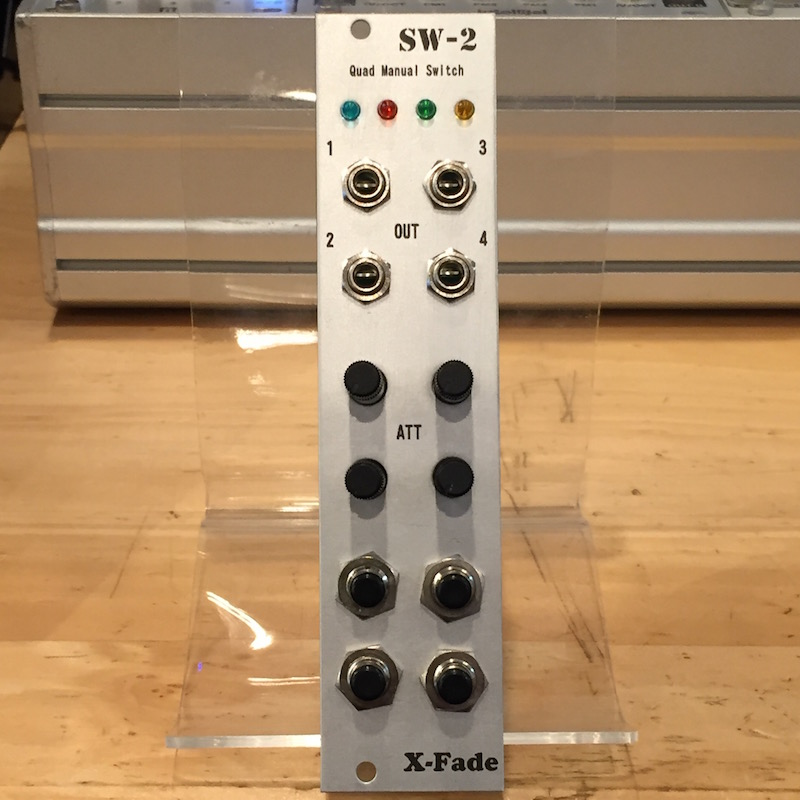 X-Fade Modular/SW-2【World Trade Gear】【在庫あり】
