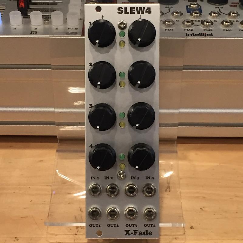 X-Fade Modular/SLEW4【在庫あり】