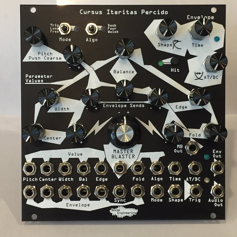 Noise Engineering/Cursus Iteritas Percido【在庫あり】