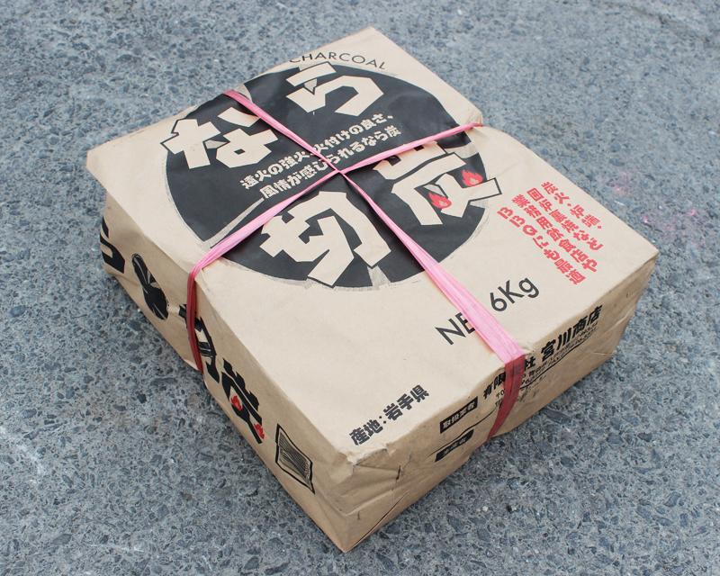 なら切炭 楢 開催中 なら 6kg 紙袋 爆安プライス 堅1級