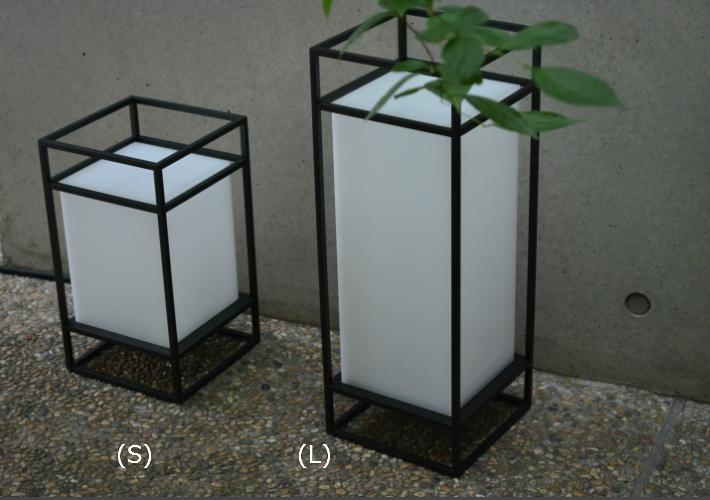 Simple And Stylish Led Garden Light S H300 Alley Lantern Garden Lights Signs Light