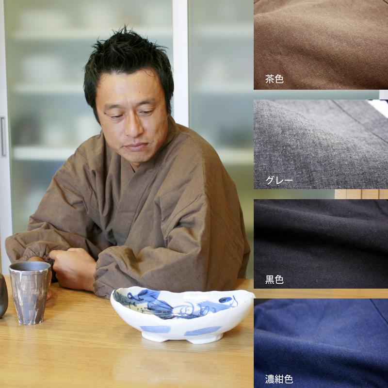 作務衣(さむえ)日本製■純国産作務衣 キルト中綿作務衣(テイジン特殊わた)