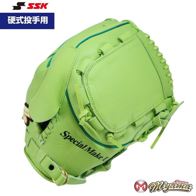 SSK 114 エスエスケイ 硬式グローブ グラブ 投手用 グローブ 右投げ ピッチャー 海外 軟式 グローブ ソフト M号 M球 使用可能